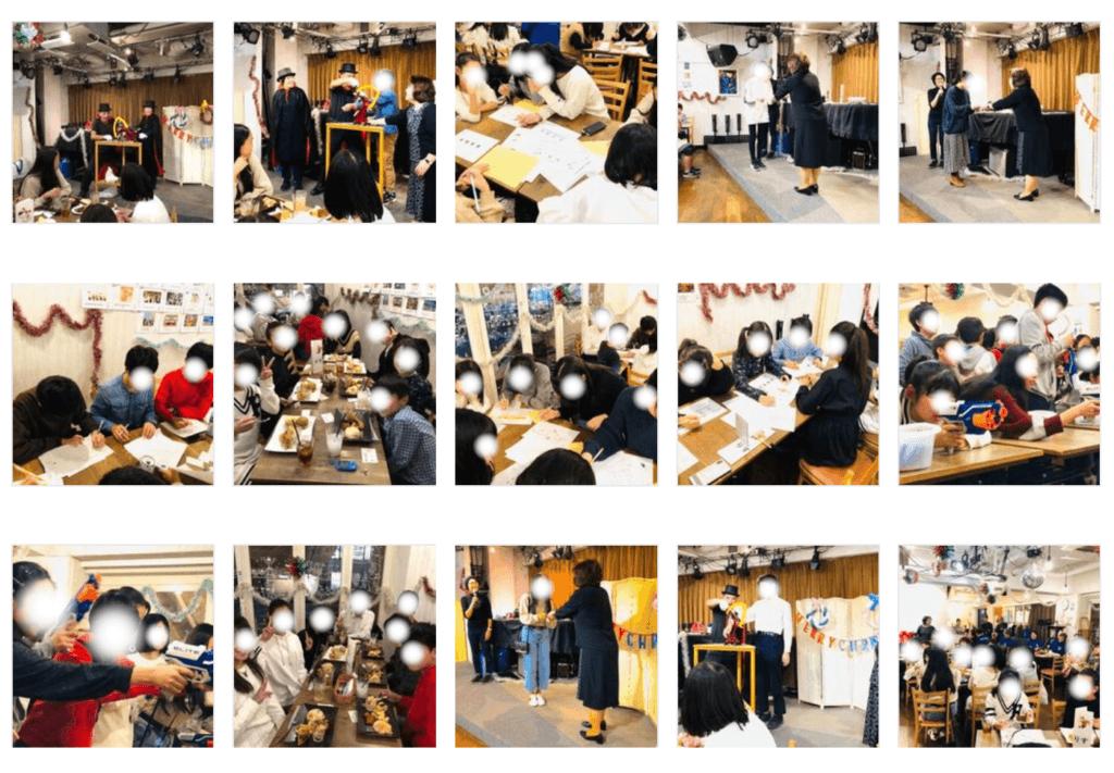 こごえ学習教室5周年記念パーティ